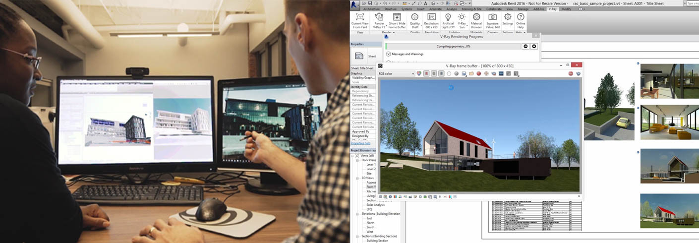 ray for revit is built for architects who want to create great design